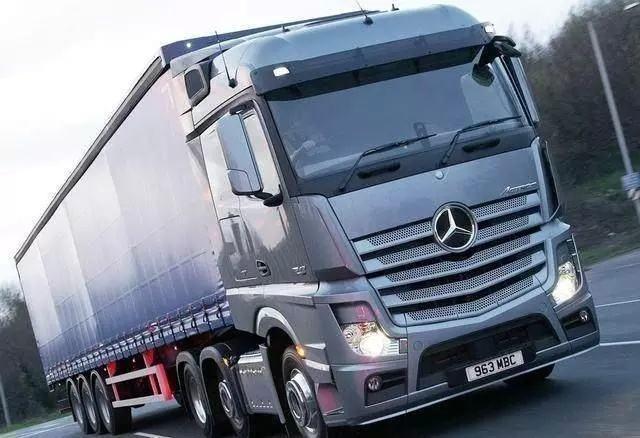 怎样维护保养奔驰Actros卡车上的配件