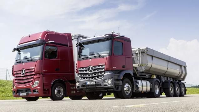 中国的进口奔驰卡车配件经销商