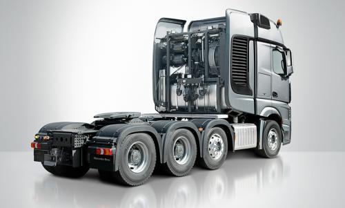 为什么建议奔驰卡车维修选择原厂配件
