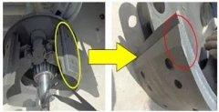 奔驰消防车踩刹车制动时 车辆发抖故障分析